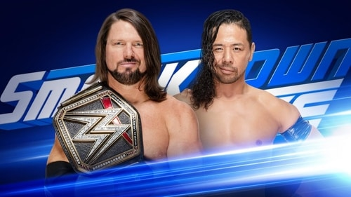 WWE Smackdown Preview may 15 2018