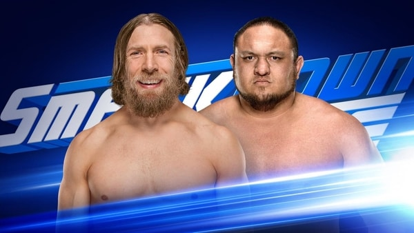 Smackdown preview may 29 2018