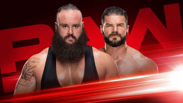 Braun Strowman and Bobby Roode