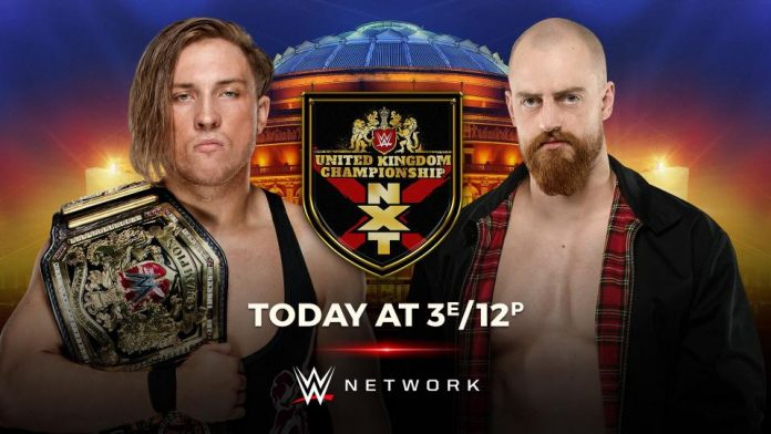 WWE UK Special