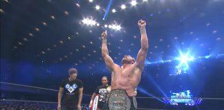 NJPW Dominion Results