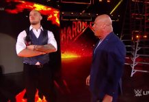 Baron Corbin debuts a new look