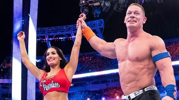 John and Nikki relationship