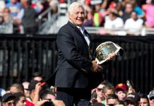 WWE Legend Pat Patterson