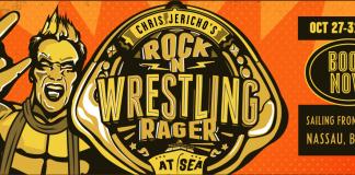 Chris Jericho's Rock 'N' Wrestling Rager at Sea