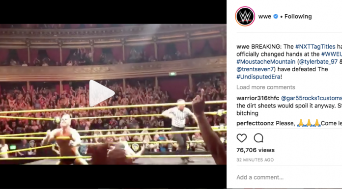 New NXT Tag Team Champions crowned in the UK