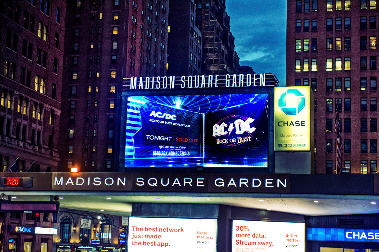 More information on aaa looking to run an event at madison - Madison square garden event schedule ...