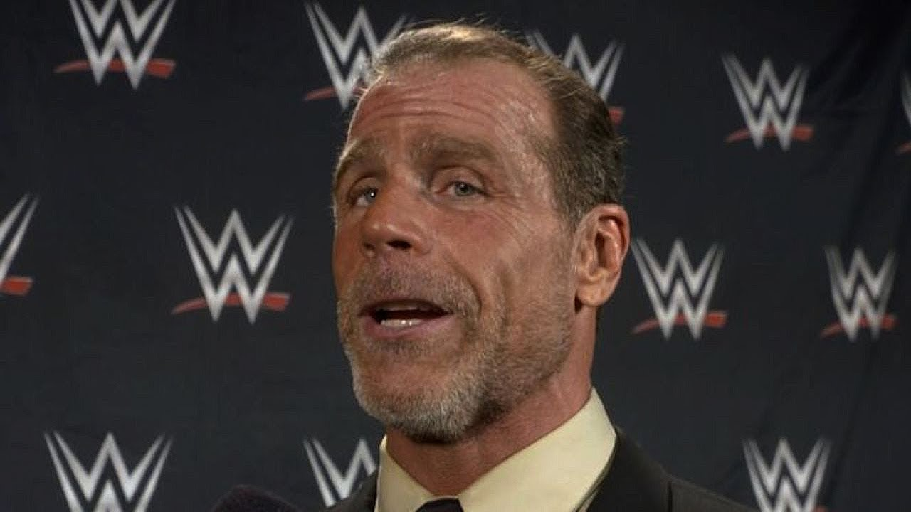 Shawn Michaels Comments On Having One More Match The Miz On
