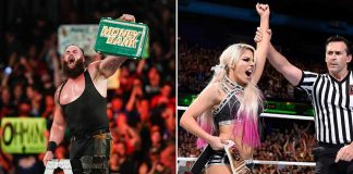 Money in the Bank Results