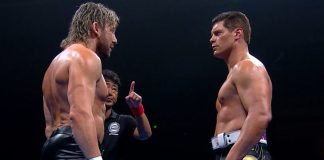 NJPW G-1 Special Results