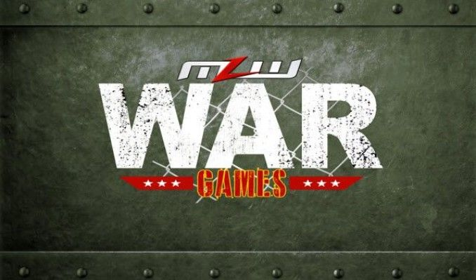 Former TNA Chamption MLW War Games
