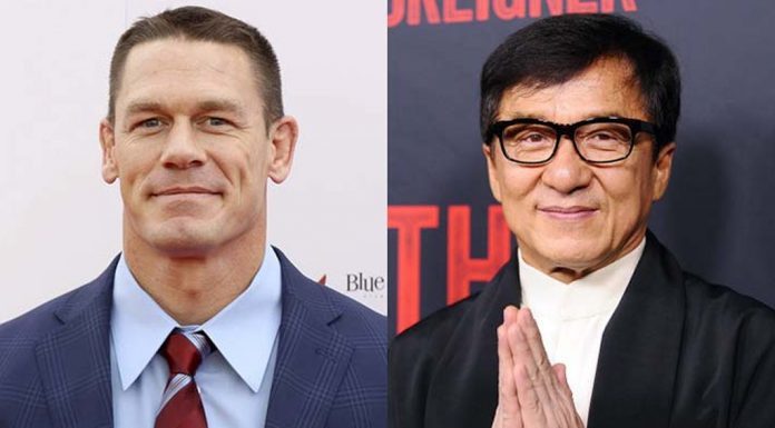 John Cena and Jackie Chan new action film