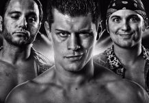 Cody Rhodes and The Young Bucks