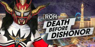 "Jushin ""Thunder"" Liger is returning to ROH"