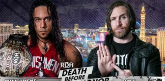ROH Death Before Dishonor PPV