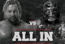Kenny Omega vs. Petagon Jr. ALL IN