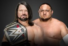 AJ Styles and Samoa Joe