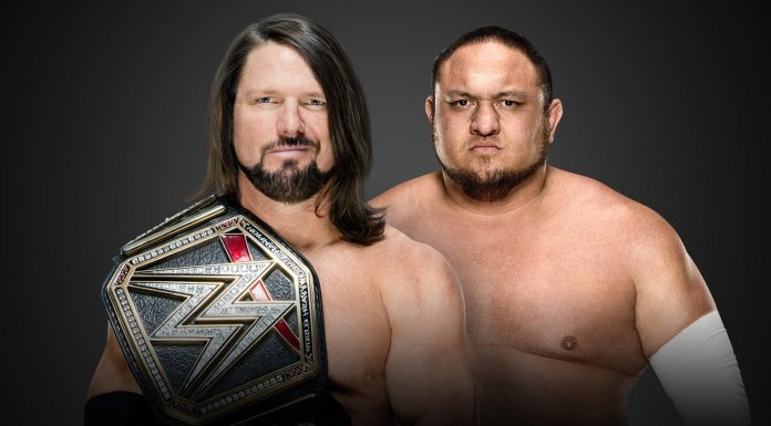 AJ Styles and Samoa Joe