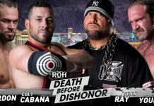 ROH Death Before Dishnor
