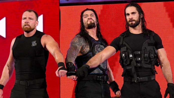 The Shield Reunited in 2018