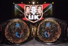 The brand new NXT UK Tag Team Titles