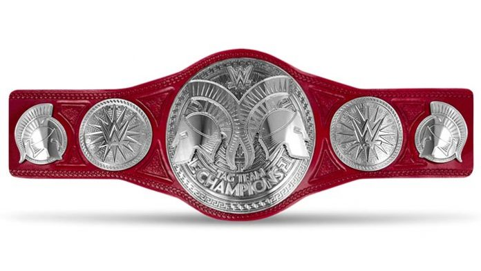 WWE Raw Tag Team Championships