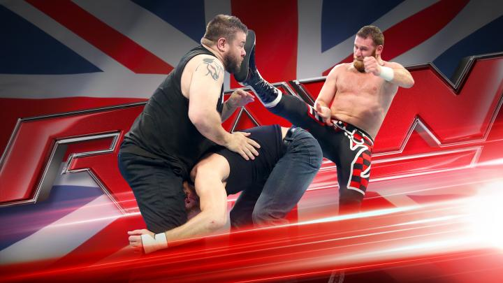 WWE RAW TV Preview