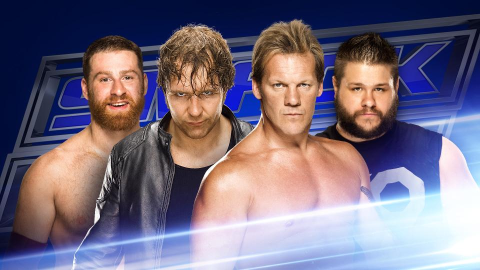 WWE Smackdown on USA Network Preview