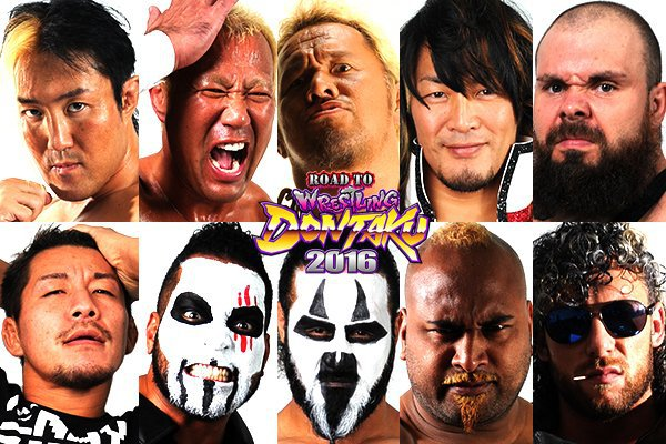 New Japan iPPV results