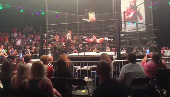 TNA Impact Wrestling Results