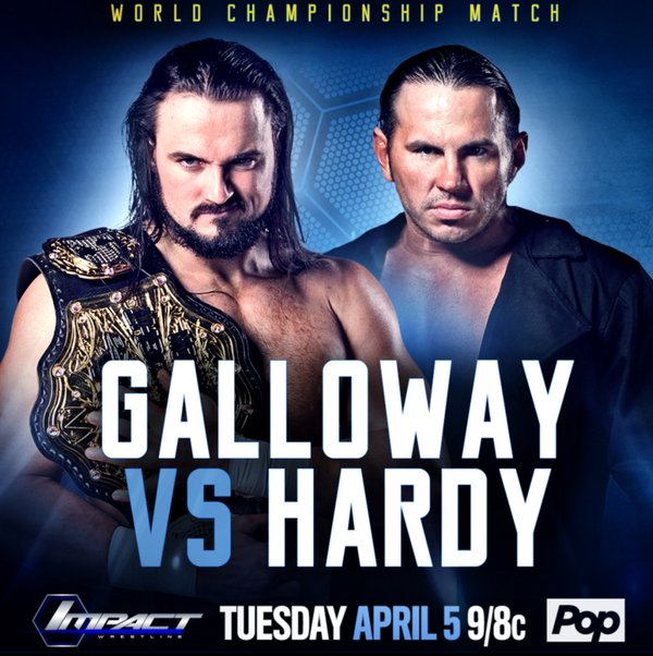 Impact Wrestling Preview