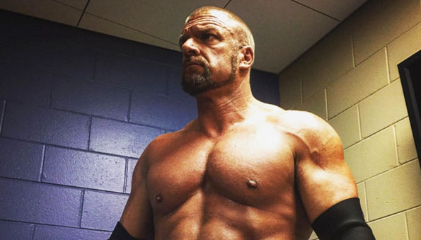 "Triple H comments on the passing of Joanie ""Chyna"" Laurer"
