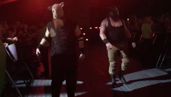WWE Results: Nottingham, England