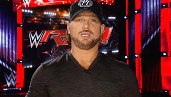 AJ Styles talks about WWE debut on ESPN