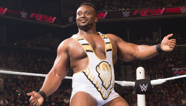 WWE star Big E