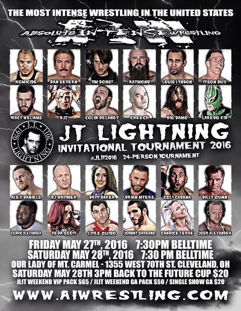 Indy Wrestling News