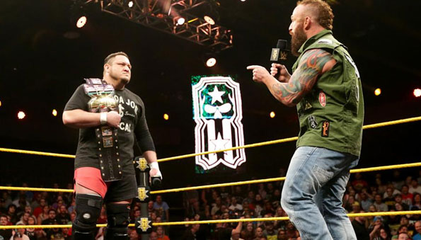 trampki ceny odprawy gorące produkty VIDEO: Watch Eric Young makes his NXT debut on Wednesday ...