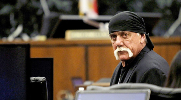 Hulk Hogan files another lawsuit against Gawker