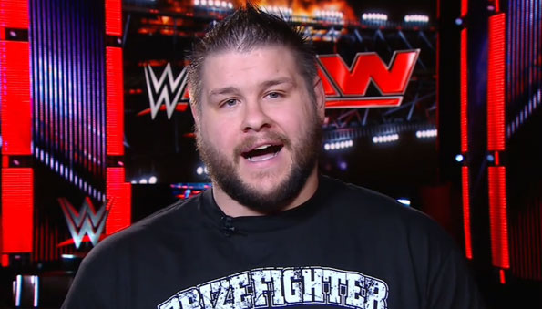 Kevin Owens talks path to WWE on ESPN