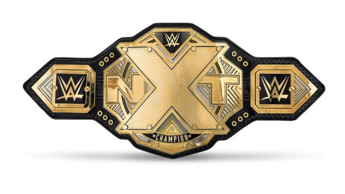 NXT Championship Title History