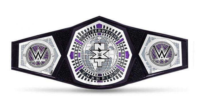NXT Cruiserweight Championship