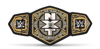 NXT Tag Team Championships