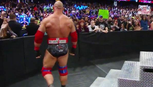 Ryback mocks CM Punk at Payback