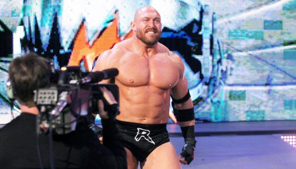Ryback issues statement