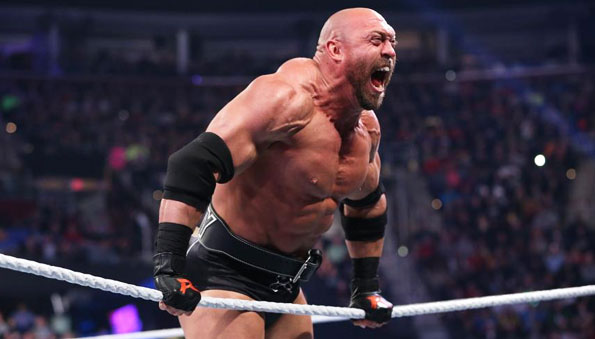 Ryback in possible contract dispute with WWE