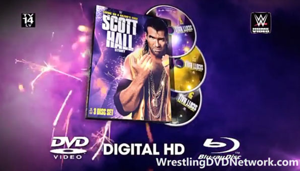 WWE documentary about Scott Hall