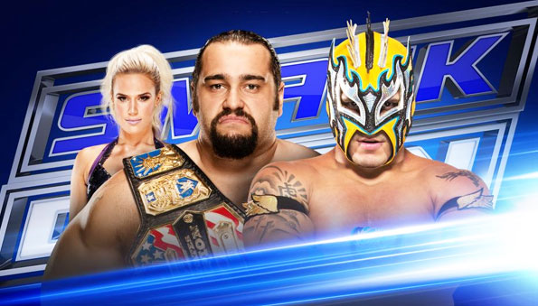 WWE Smackdown on USA Network TV Preview
