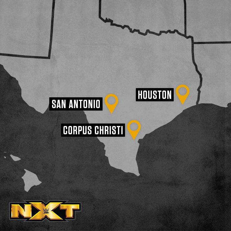 NXT live events