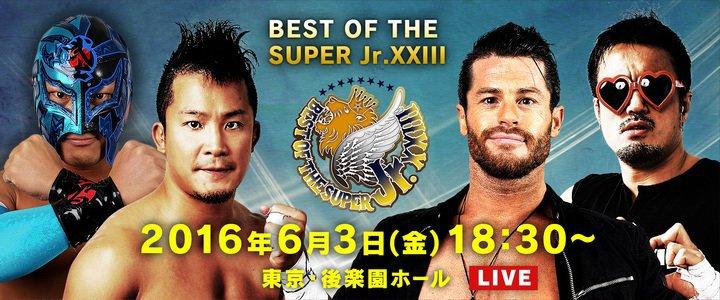 Best of the Super Juniors