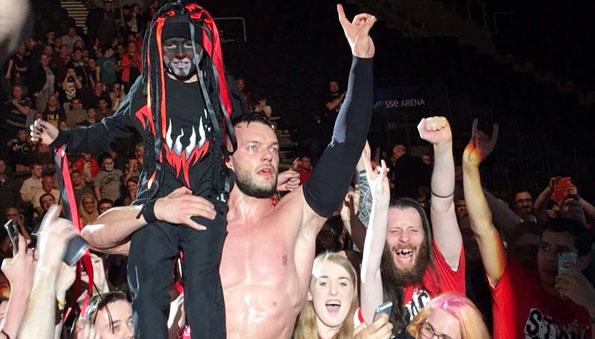 NXT Live Results: Belfast, Ireland